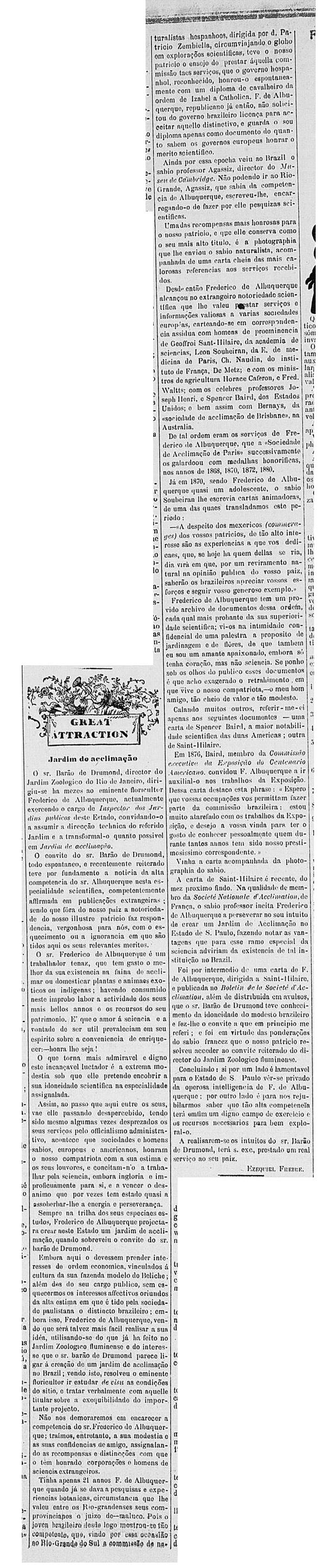 Correio Paulistano _ 30 julho 1890